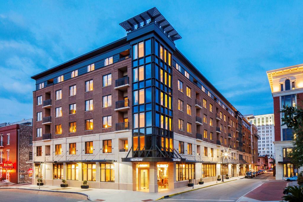 サバンナのホテル