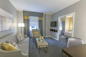 シアトルのホテル
