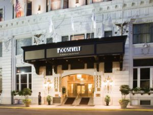 ニューオーリンズのホテル