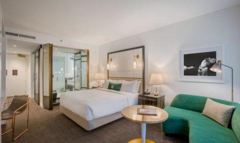 ヒューストンのホテル