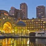 ボストンのホテル