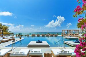 マイアミビーチのホテル