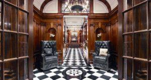 ロンドンのホテル