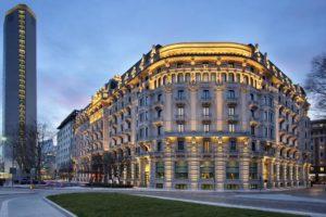 ミラノのホテル