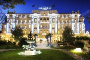 リミニのホテル