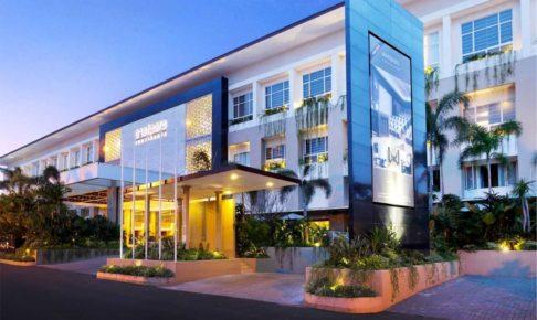 ジョグジャカルタのホテル