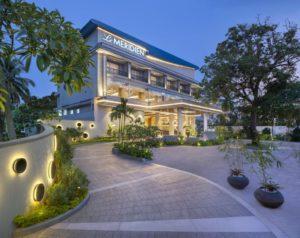 カラングートのホテル