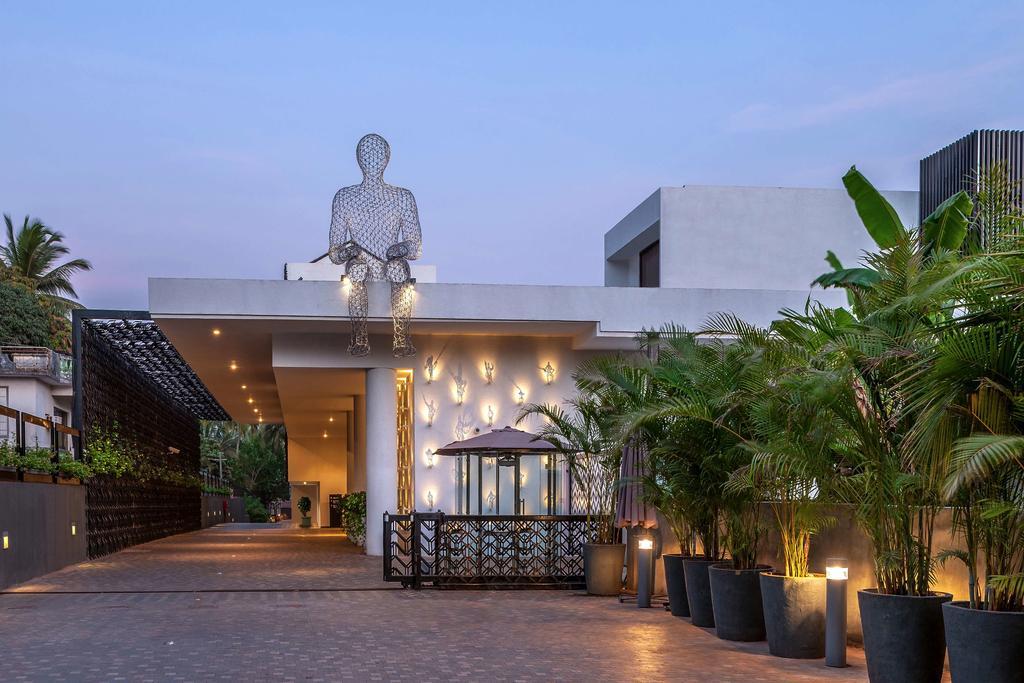 キャンドリムのホテル