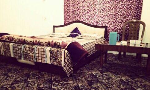 シュリーナガルのホテル_3