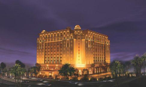 ニューデリーのホテル