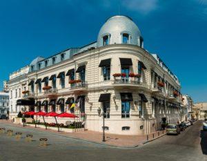 オデッサのホテル