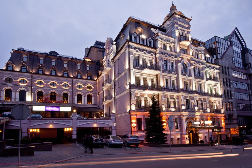 キエフのホテル