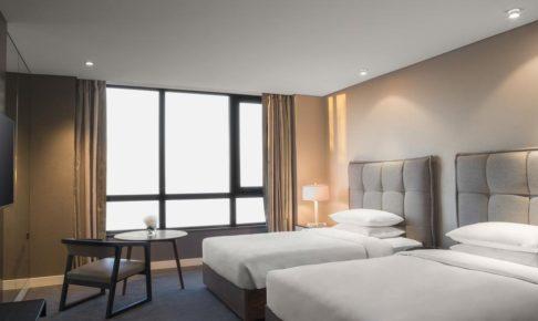 モンテビデオのホテル