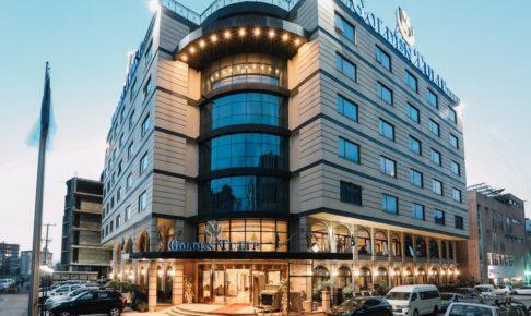 アディスアベバのホテル