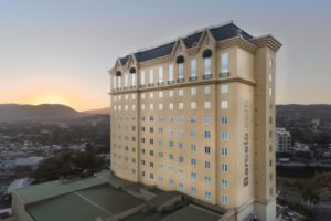 サン・サルバドルのホテル