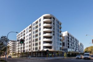 シドニーのホテル