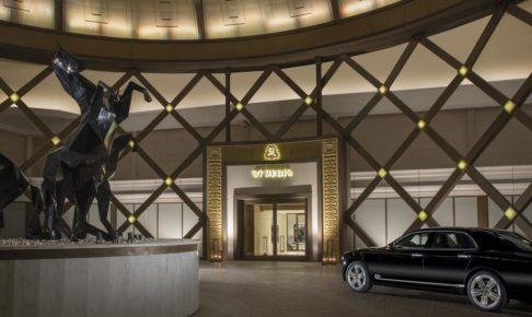 アスタナのホテル
