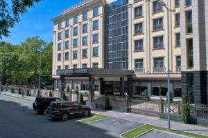 ビシュケクのホテル