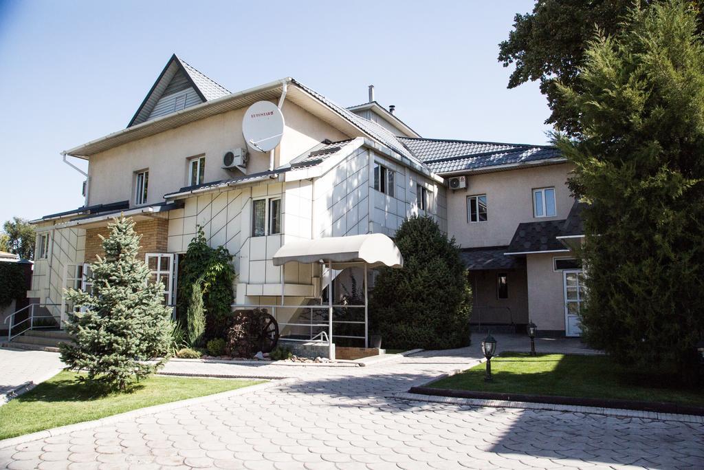 ビシュケクのホテル_3
