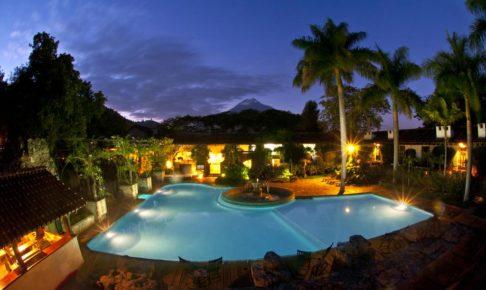 アンティグア・グアテマラのホテル