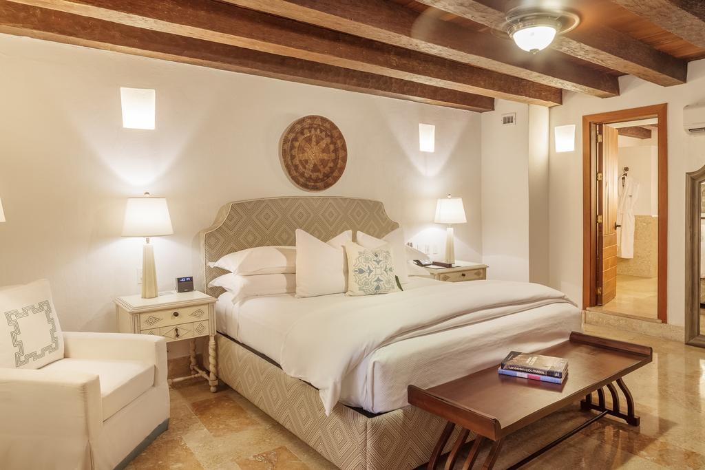 カルタヘナ・デ・インディアスのホテル