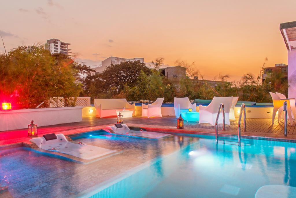 サンタ・マルタのホテル