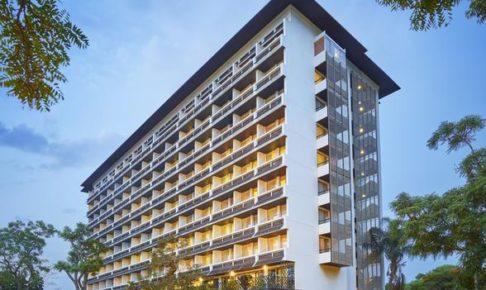 ルサカのホテル