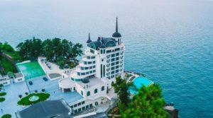 コブレチのホテル