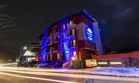 バクリアニのホテル