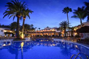 マスパロマスのホテル