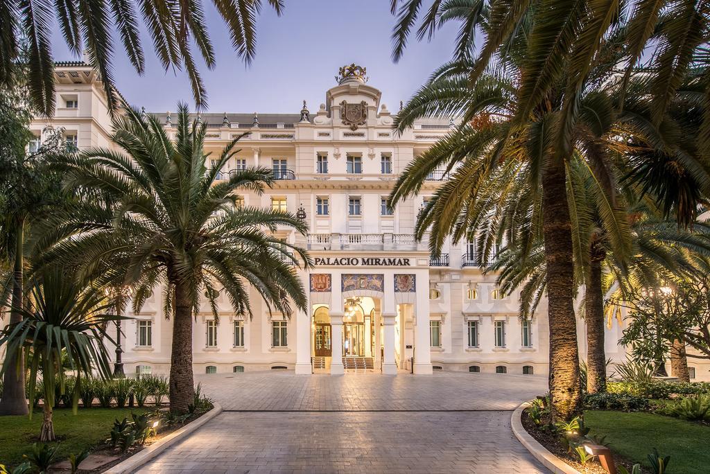 マラガのホテル