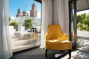 ラスパルマス・デ・グランカナリアのホテル
