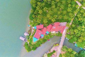 ニゴンボのホテル