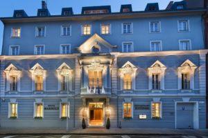 ブラチスラヴァのホテル
