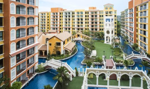 ジョムティエンビーチのホテル