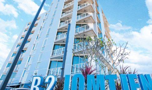 ジョムティエンビーチのホテル_3