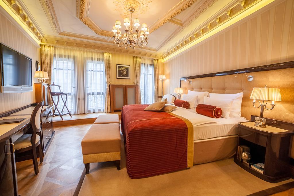 カルロヴィ・ヴァリのホテル