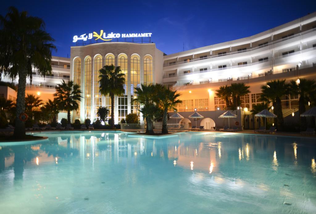 ハンマメットのホテル
