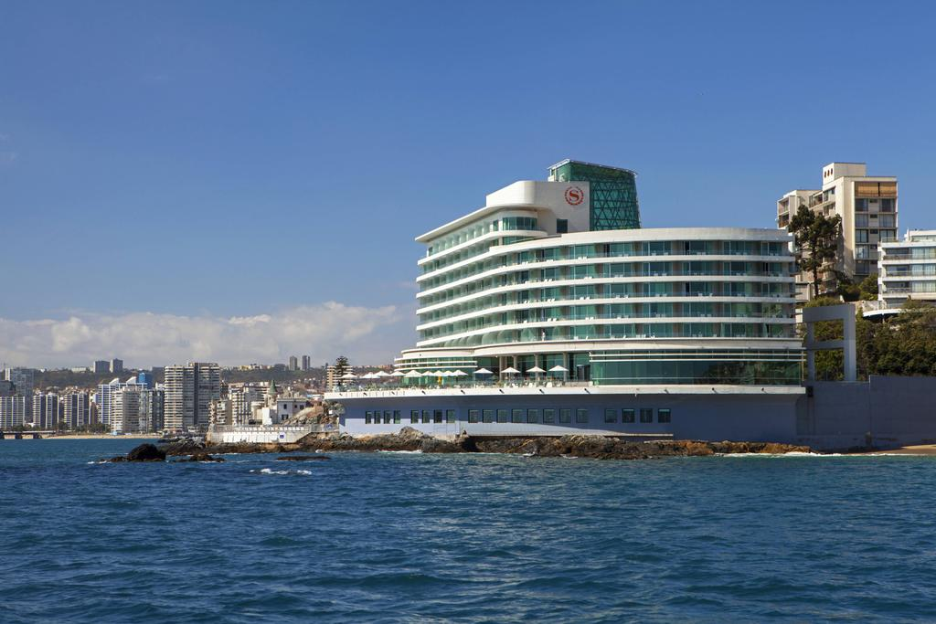 バルパライソのホテル