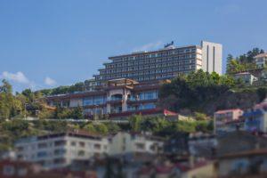 トラブゾンのホテル