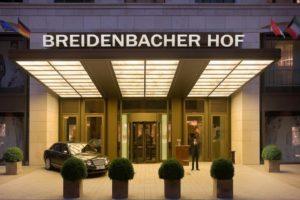 デュッセルドルフのホテル