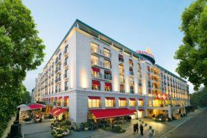 ハンブルクのホテル