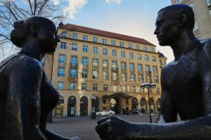 ライプツィヒのホテル