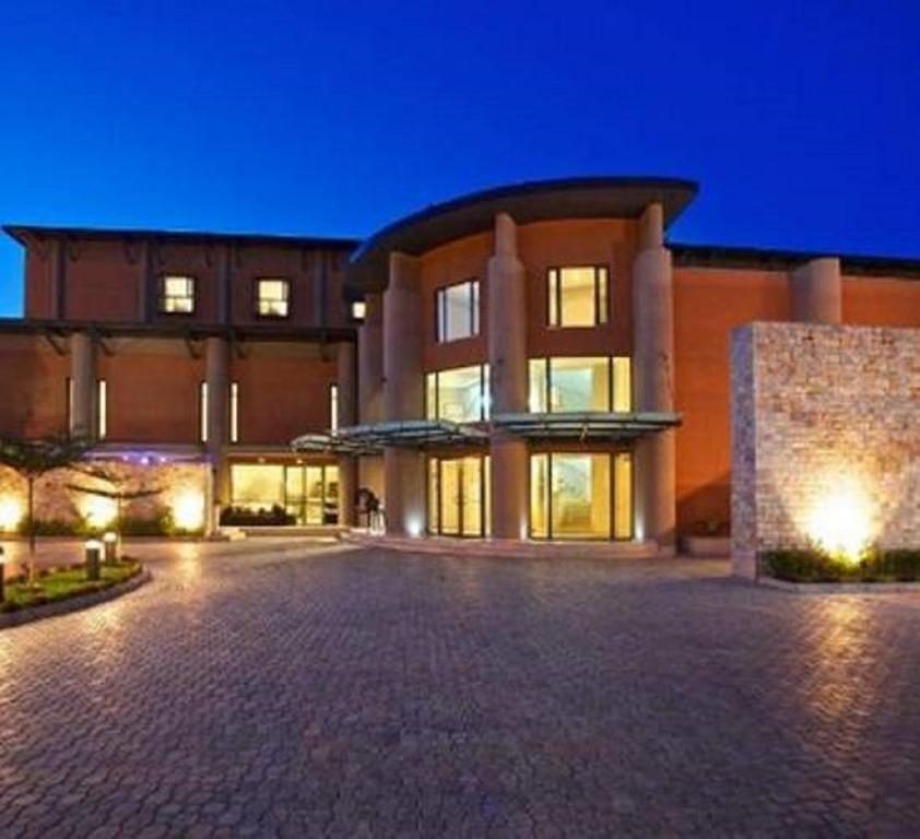 ラゴスのホテル