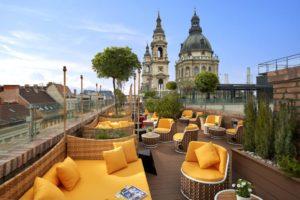 ブダペストのホテル