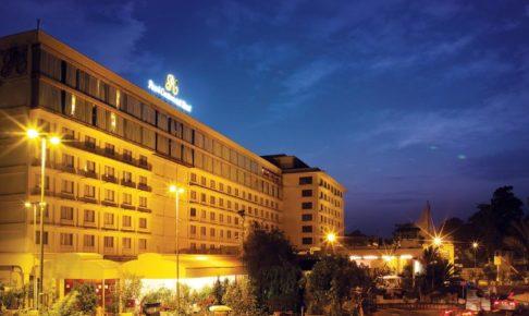 ラホールのホテル