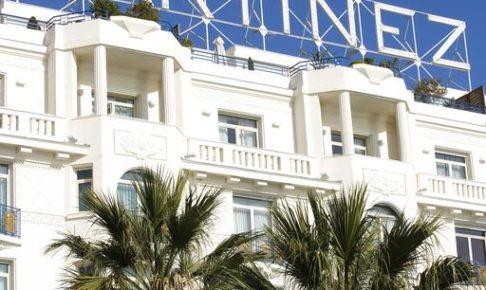 アンティーブのホテル