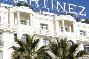 カンヌのホテル