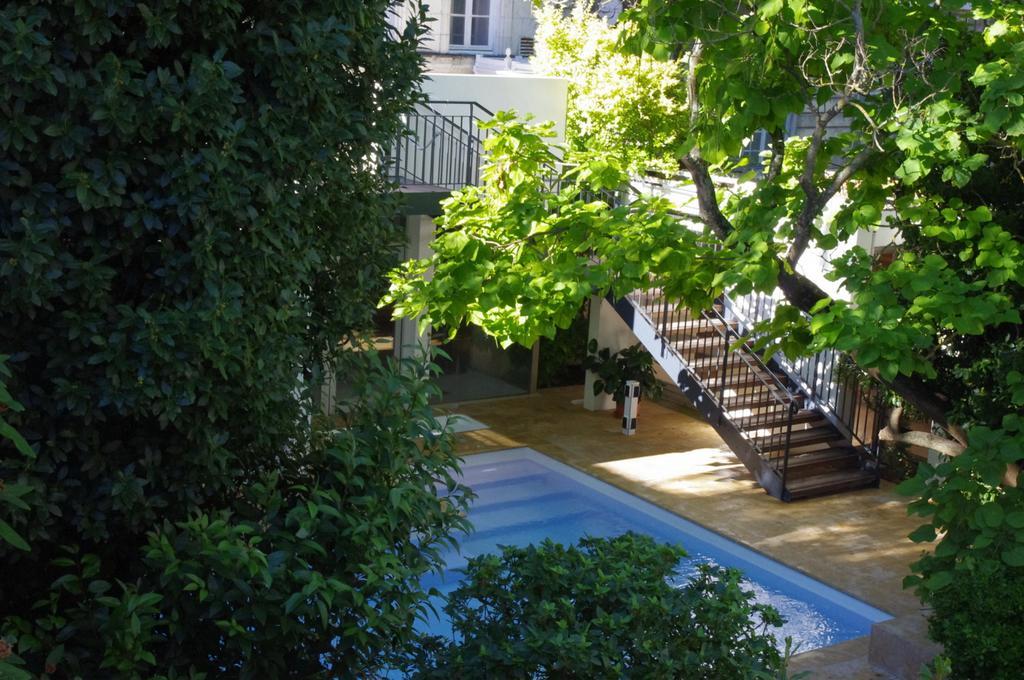 ラ・ロシェルのホテル