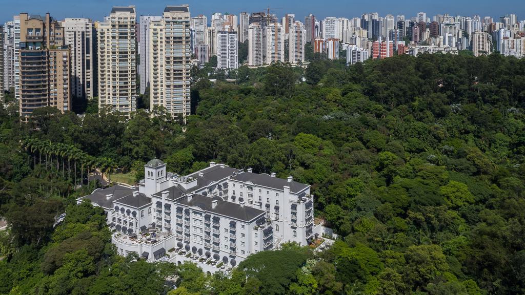 サンパウロのホテル